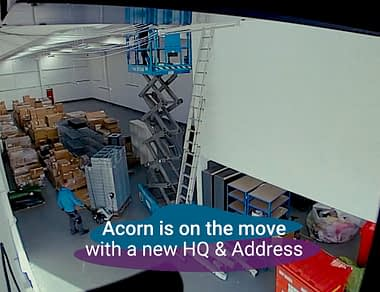 Acorn HQ Timelapse