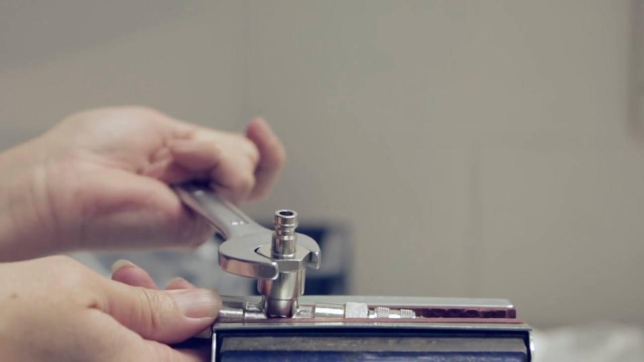 Acorn-wrench